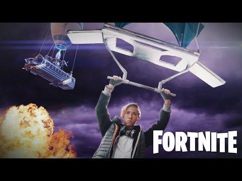 Fortnite Fan Film: Sharpshooter