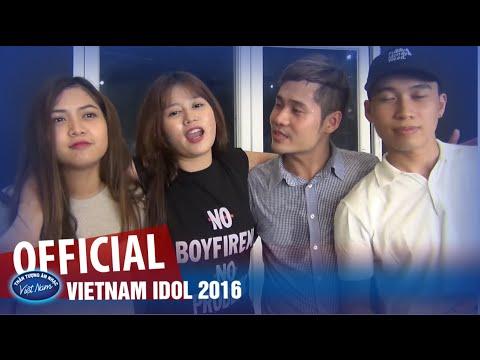 VIETNAM IDOL 2016 - Y LUX, THẢO NHI, MINH TRỊ, QUANG ĐẠT CHÚC MỪNG TOP 2 - Thời lượng: 2 phút, 37 giây.