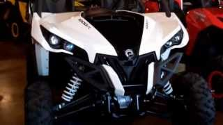 6. 2014 Maverick 1000R White
