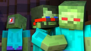 HOW TO BECOME A ZOMBIE IN MINECRAFT (Minecraft Animation) by CaptainSparklez
