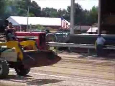 Harford Fair Tractor Pull 8 20 2013