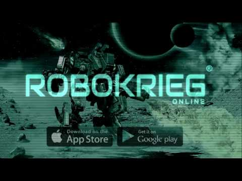 ROBOKRIEG - Robot War Online [Official Trailer]