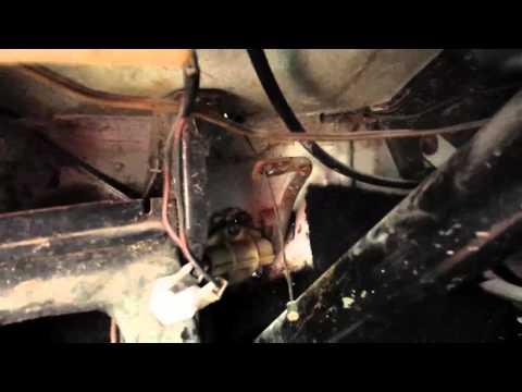 Trocando o cabo do acelerador - Chevette 89