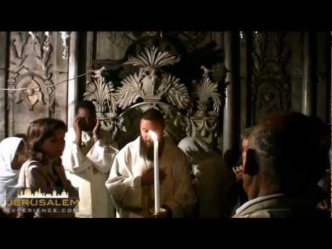 Via Dolorosa - The Last 5 Stations on the Passion of Christ - Church of the Holy Sepulchre