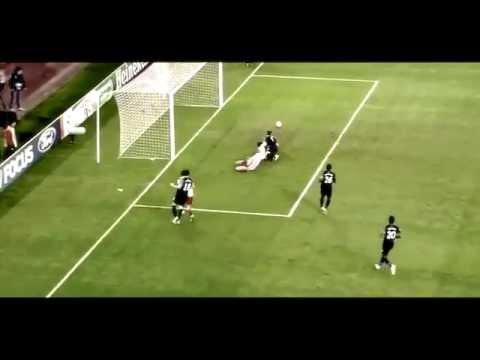 Champions League 20112012 - Dortmund 2-3 Marseille - Olympiakos 3-1 Arsenal HD) (видео)