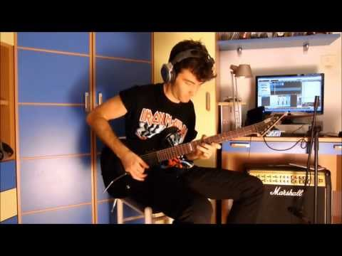 Fade to black [Metallica solo cover] FullHD