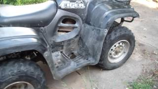 4. 2007 Suzuki Eiger 400 4x4 2900 miles on ATV with new top end