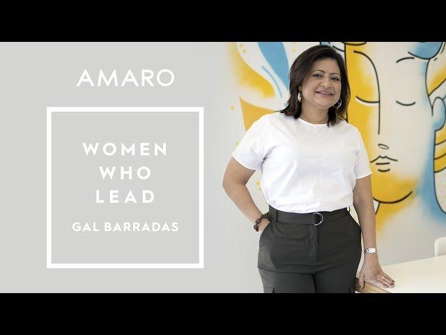 Women Who Lead | Ep. 1 - Gal Barradas - Amaro