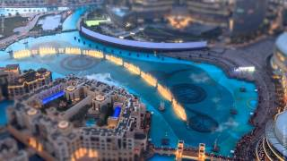 Une incroyable vidéo de Dubaï en time lapse