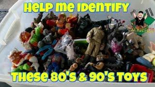 Video Please Help Me Identify Some Of These 80's & 90's Toys - Okchief MP3, 3GP, MP4, WEBM, AVI, FLV Juni 2018