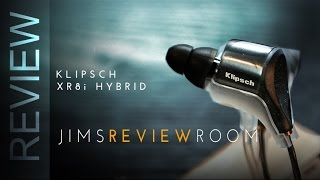 Video Klipsch XR8i Hybrid $279 Earphone - REVIEW MP3, 3GP, MP4, WEBM, AVI, FLV Juli 2018
