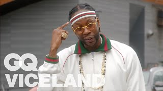 2 Chainz Checks Out $200K Choppers | Most Expensivest | VICELAND & GQ