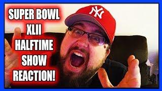 Super Bowl LIII Halftime Show Live Reaction (Maroon 5, SpongeBob) (PTD Vlogs Day 447)