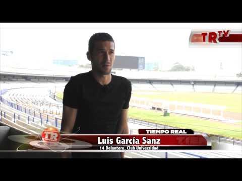 Entrevista especial con Luis García Sanz