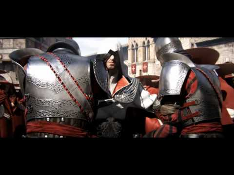 Assassins Creed Brotherhood Trailer