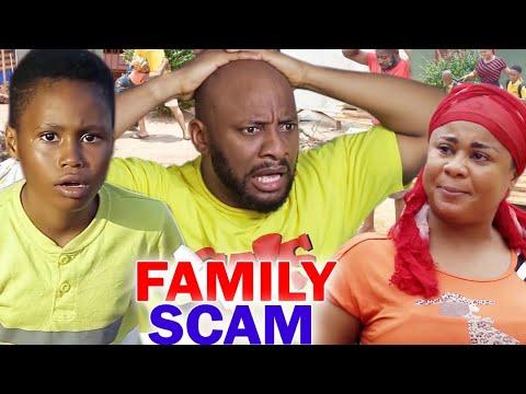 FAMILY SCAM COMPLETE SEASON 5&6 (New Movie -Yul Edochie 2020 Latest Nigerian Nollywood Movie Full HD