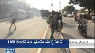 Bangalore mysore road widening project inner story | Impact of common man part1