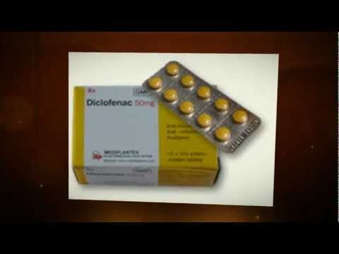 Diclofenac Side Effects - Not Just A Pain Reliever