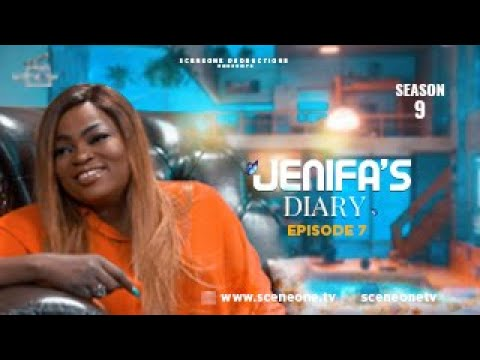 Jenifa's Diary S9EP7 –THE KIDNAP 2   Funke Akindele,