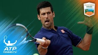 Novak Djokovic edges out Gilles Simon, while Jo-Wilfried Tsonga loses to Adrian Mannarino on Day 3 in Monte-Carlo. Watch official ATP tennis streams all year ...