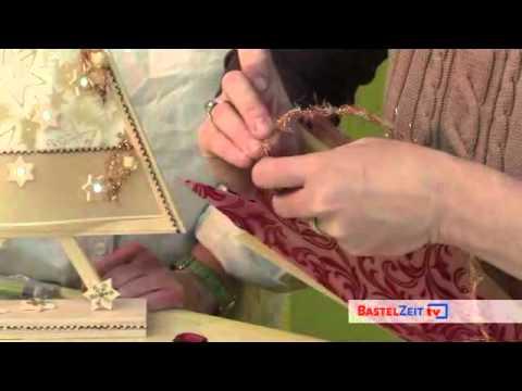 Bastelzeit TV 26 - Weihnachtsdeko mit CreaPop