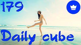 Daily cube #179  Ежедневный коуб #179 1 - Body Language http://coub.com/view/wqnv8 2 - Срочная доставка хлеба x15...