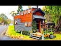 Incredible Beautiful KATE Tiny House from Word | Lovely Tiny House