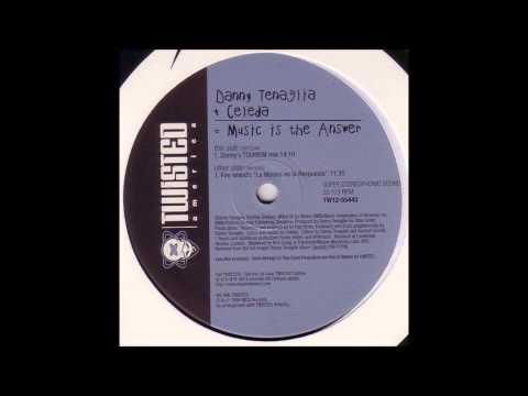Celeda, Danny Tenaglia - Music Is The Answer ( Martin Alix Remix )