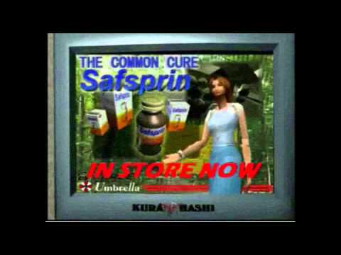 Safsprin: The Common Cure (full version) - CUSTOMIZED Resident Evil 3 Game OST