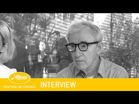CAFE SOCIETY - Interview - EV - Cannes 2016