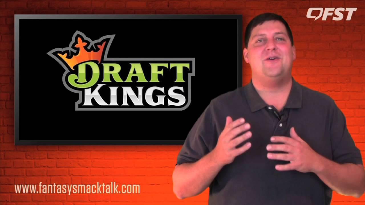 Daily Fantasy Football: Week 7 DraftKings Value Picks thumbnail