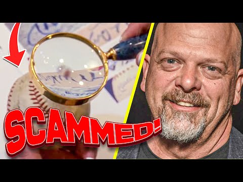 Rick Scams Customers Out of Millions - 5 Times Pawn Stars Ripped Off Customers
