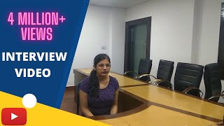 Interview for Tata Consultancy Services of Software Engineer (English subtitles)