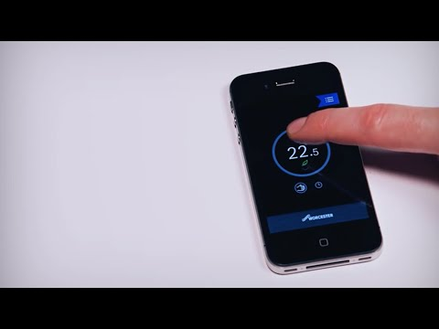 Controlling heating and hot water using the Wave app