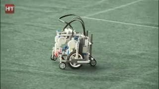 В Великом Новгороде состоялся второй фестиваль робототехники «РОБОЦЕНТР-2016»