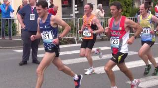 Langueux France  city photos gallery : 2016 06 18 france 10 km langueux juniors masters hommes ralenti