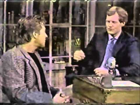 Interview Don Johnson - Late Night with David Letterman (1985)