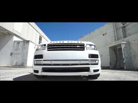 MC Customs | Range Rover • AG Wheels