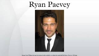 Ryan Paevey - YouTube