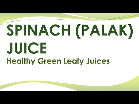 , title : 'Amazing Health Benefits of Spinach Juice - Spinach Juice Health Benefits -  Benefits of Palak Juice'