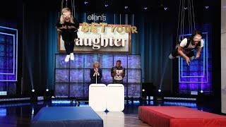 Video Kristen Bell and Jamie Foxx Play 'You Bet Your Daughter' MP3, 3GP, MP4, WEBM, AVI, FLV Januari 2019