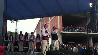 Xhavit Hykosmoni&Fatmir Miroci - Koncert Në Junik , Kënga Për Kuvendin E Junikut 2012 !