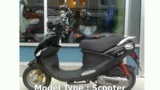 9. 2009 Genuine Scooter Co. Buddy 50 -  Engine Info