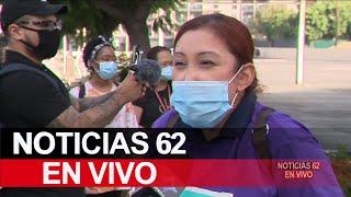 Enfermeras protestan en Westlake – Noticias 62    - Thumbnail