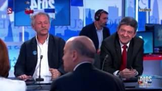 Video Jean Luc mélenchon quitte le plateau de France 2 MP3, 3GP, MP4, WEBM, AVI, FLV Oktober 2017