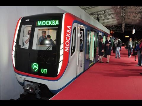 Новый российский поезд