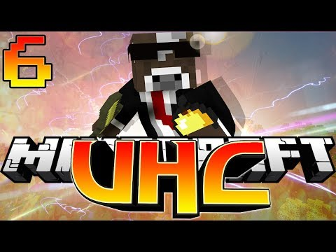 Minecraft Cube UHC Season 8 Episode 6 - Power House Team ( Minecraft Ultra Hardcore )