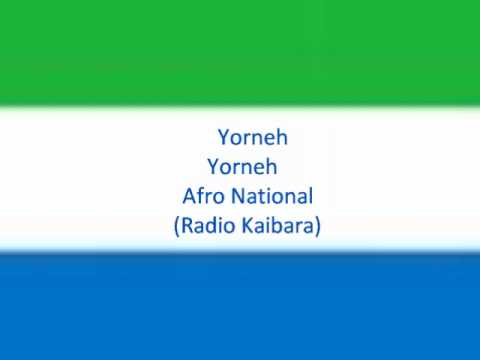 yorneh yorneh -- Afro National