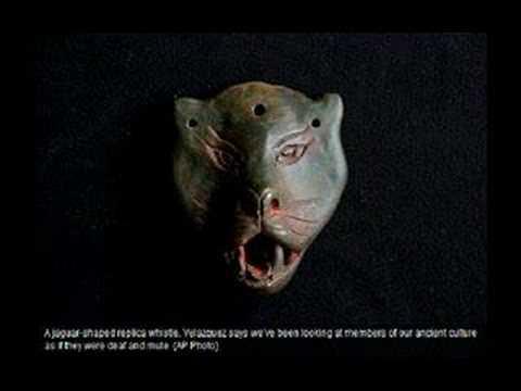 Ancient Aztec - Recreated Sounds