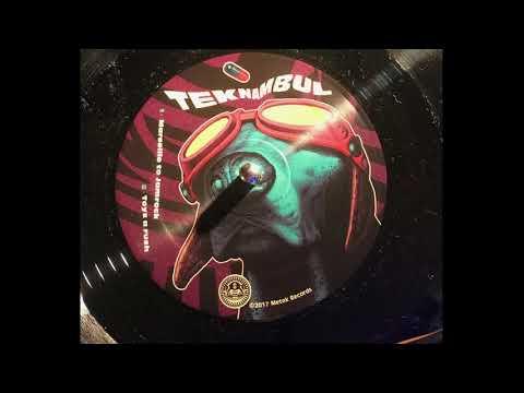 Metek Vs Teknambul – Split EP -  A2 TOYZ A RUSH